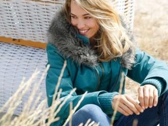 Женские осенние куртки и парки в Bonprix