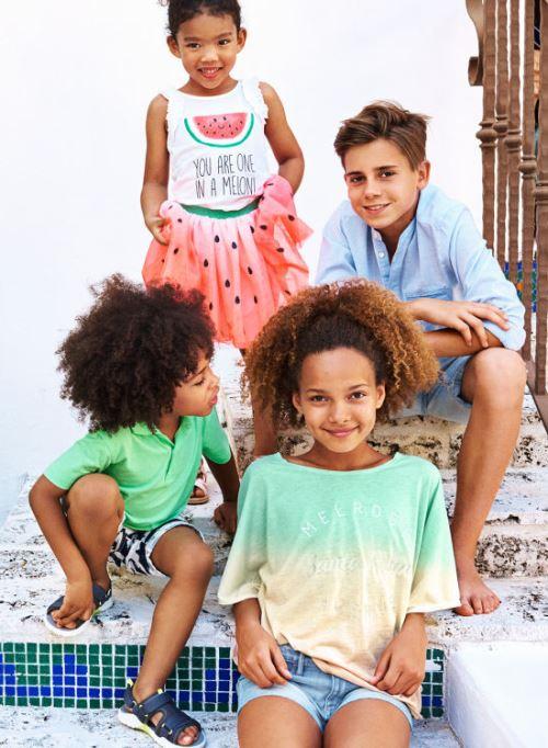 Летние обновки для детей | H&M