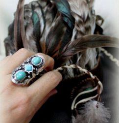 Бохо кольцо | Aliexpress