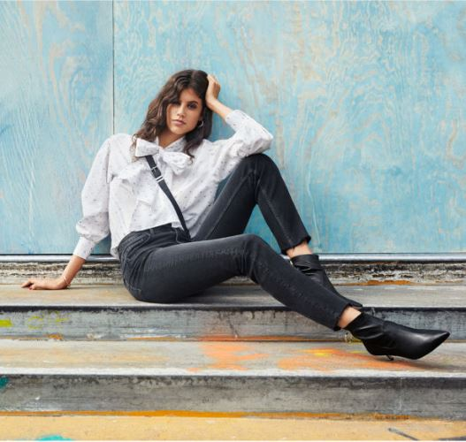 Straight High Ankle Jeans | H&M