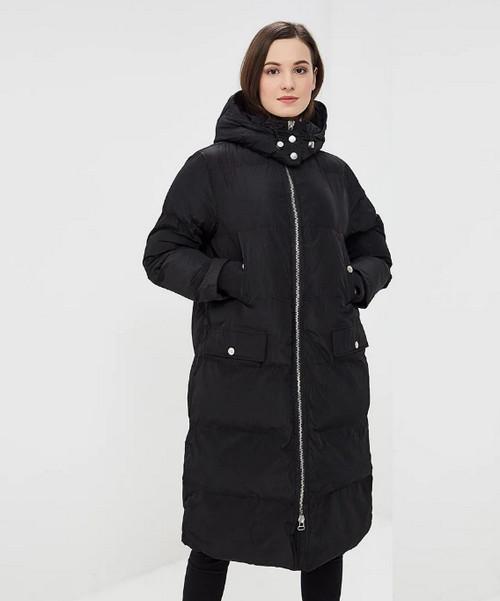 Женские зимние пуховики и куртки в Ламода